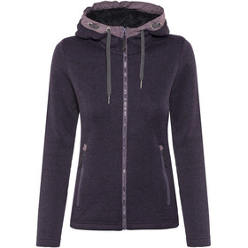 Icepeak Tess Midlayer Jacket Women plum